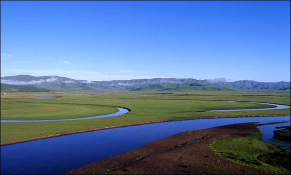 梦幻的河流 - 一掬茗香 - 一掬茗香的博客