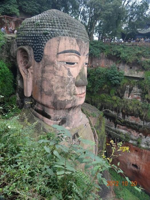 乐山大佛寺