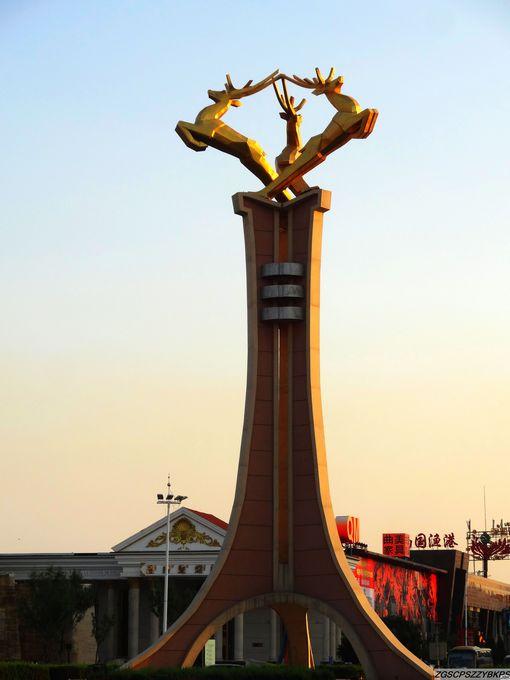 蒙中,陕北游之六:包头 1>---赛汗塔拉城市草原