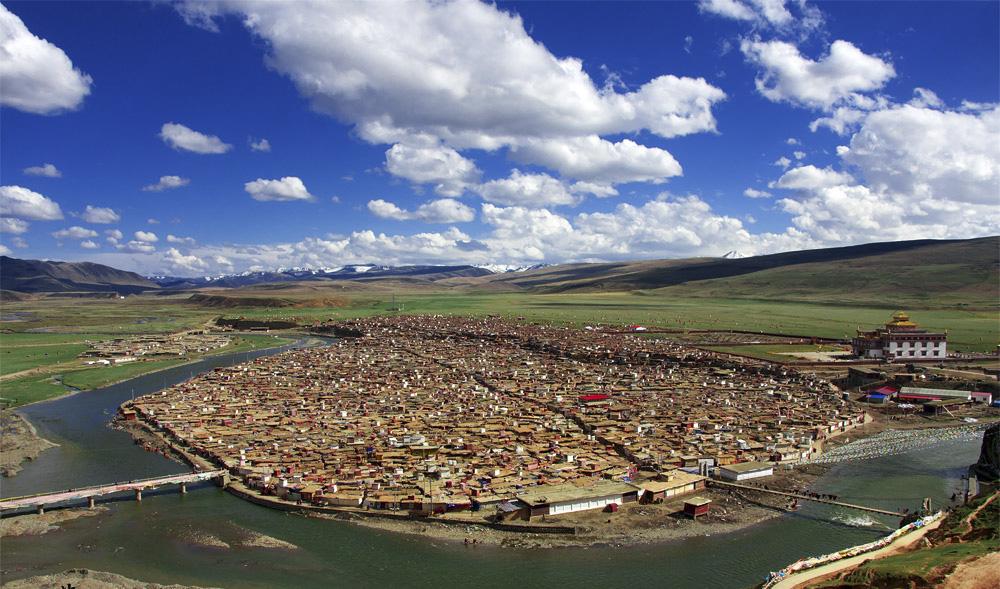 国庆冷线--317进,318出川藏经典风景全扫荡