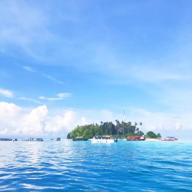 这个比巴厘岛美比马代便宜的海岛,就它了