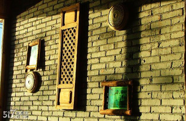 幼儿园主题墙边框装饰 小树