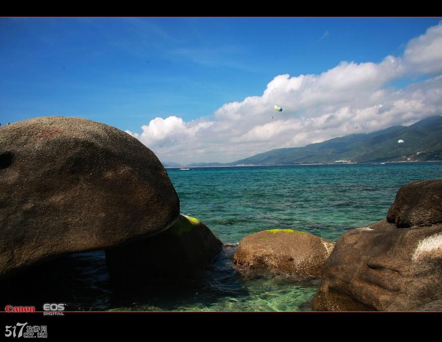 三亚行——分界洲岛