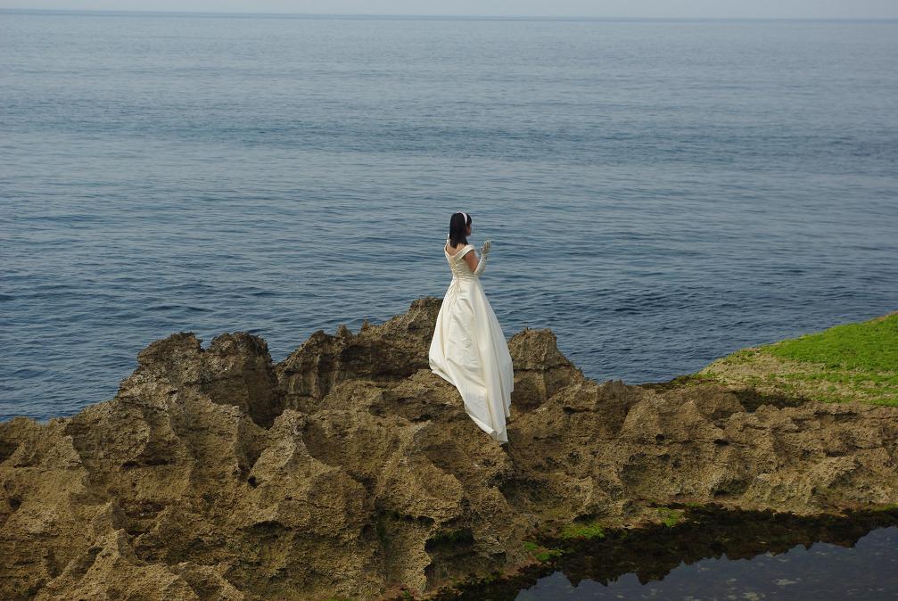 带上婚纱去旅行---show几张巴厘岛婚纱diy