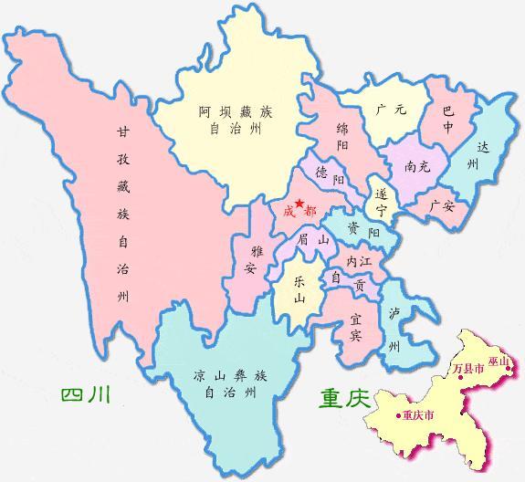 四川景点|四川美景|四川旅游景点指南|四川景区