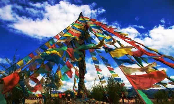 滇藏线手绘地图,滇藏线手绘地图